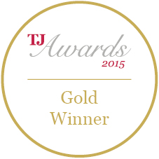 TJ Awards Gold Winners Logo 2015